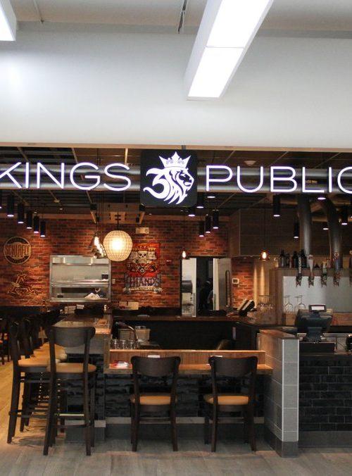 Three Kings Public House Opens At STL Lambert International Airport