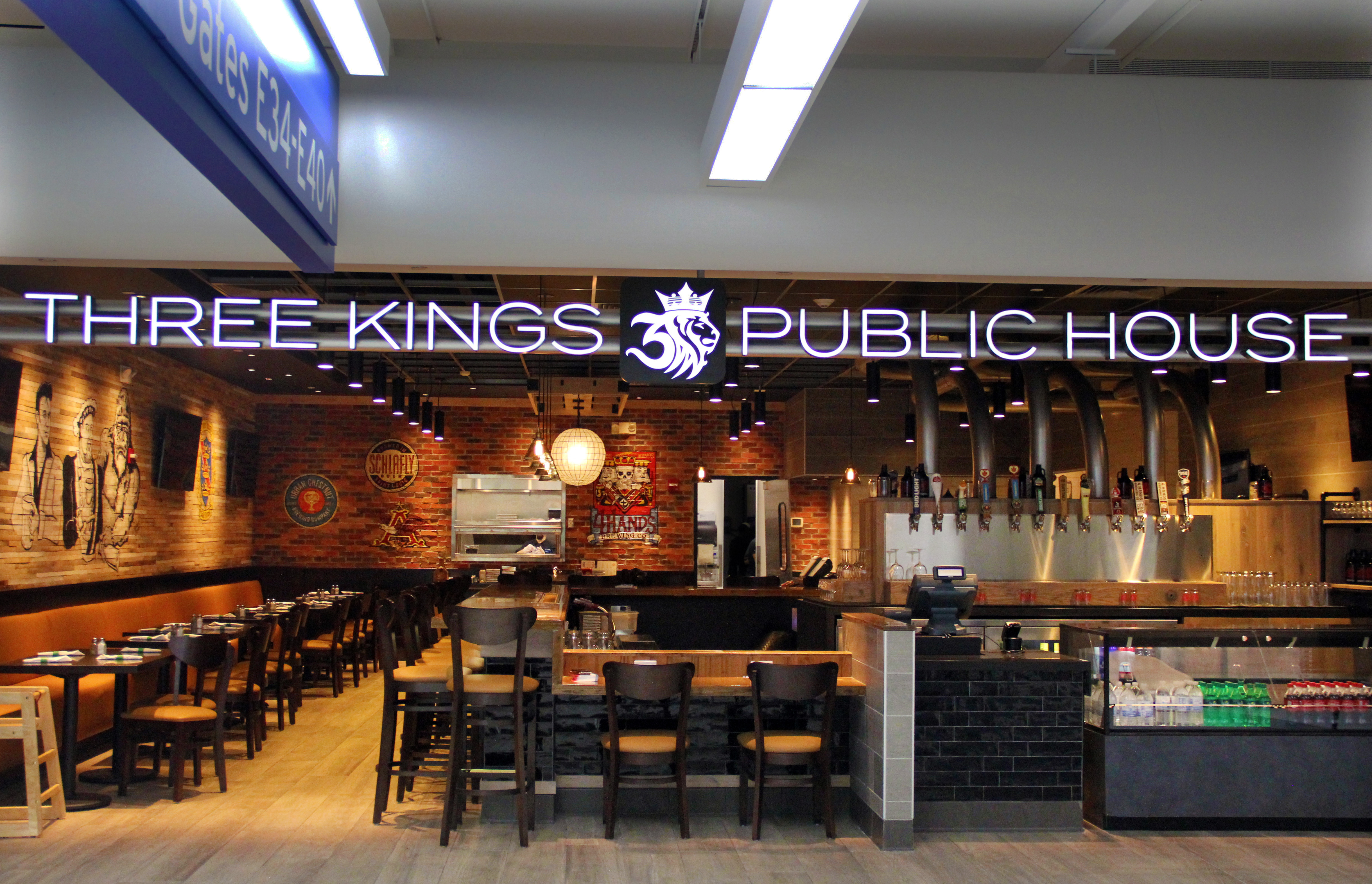 Three Kings Public House